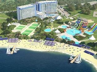 Hotel Aquamarine in Sevastopol