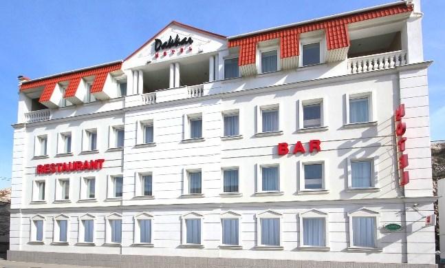 Hotel Dakkar in Balaklava