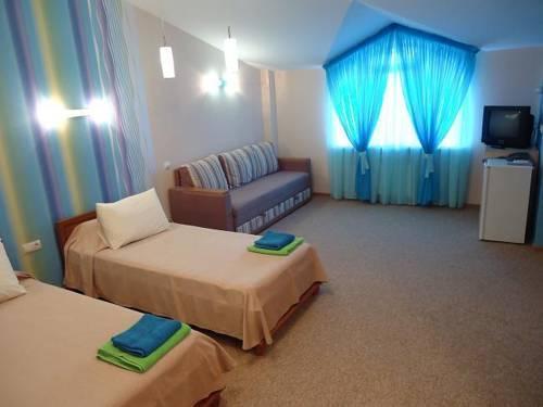Hotel Zodiac in Sevastopol centre